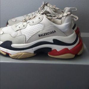 Authentic Balenciaga Sneakers